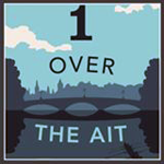 1 Over The Ait logo